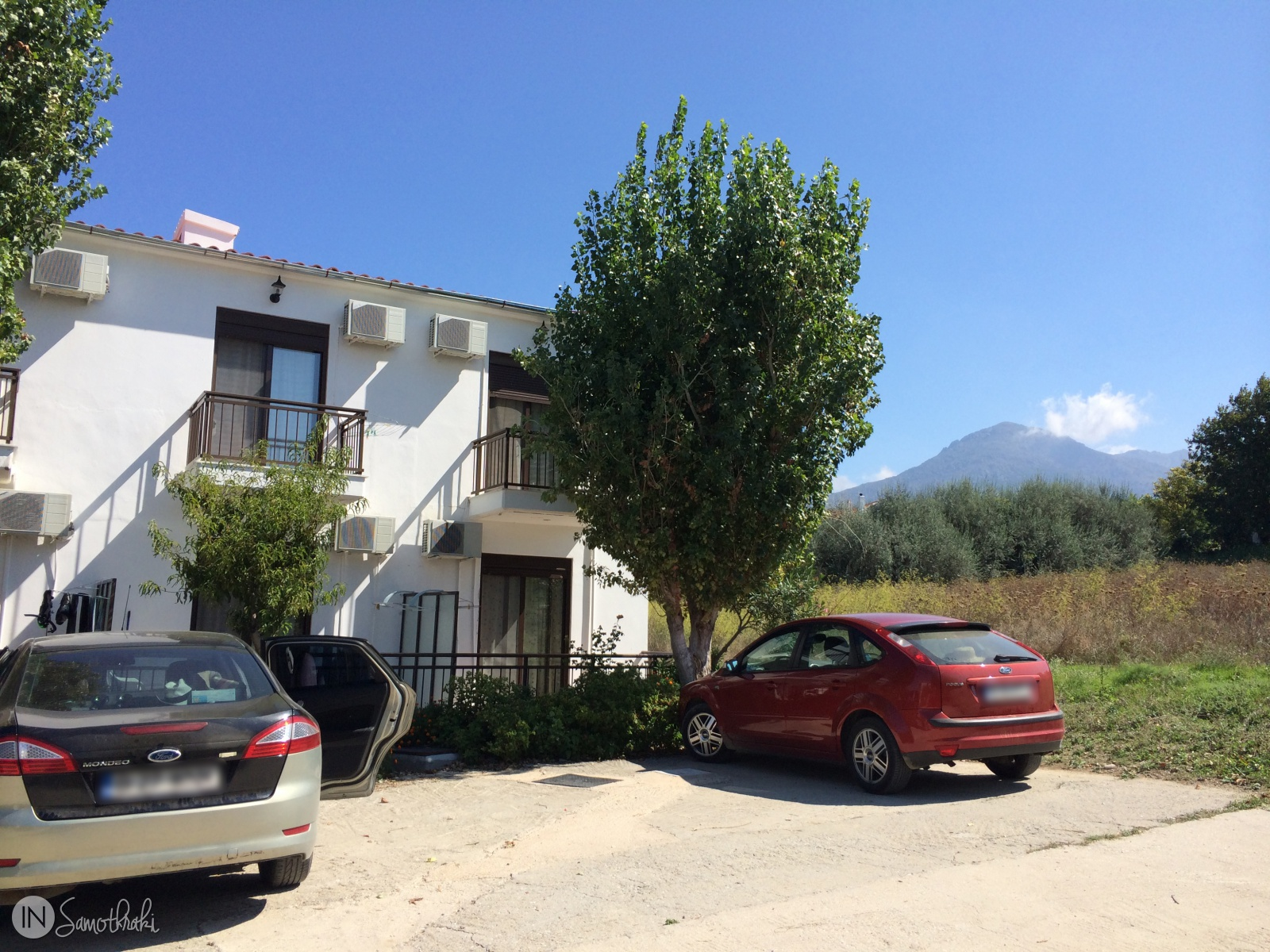 Hotels and apartments in Samothrace